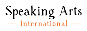 Speaking Arts International logo